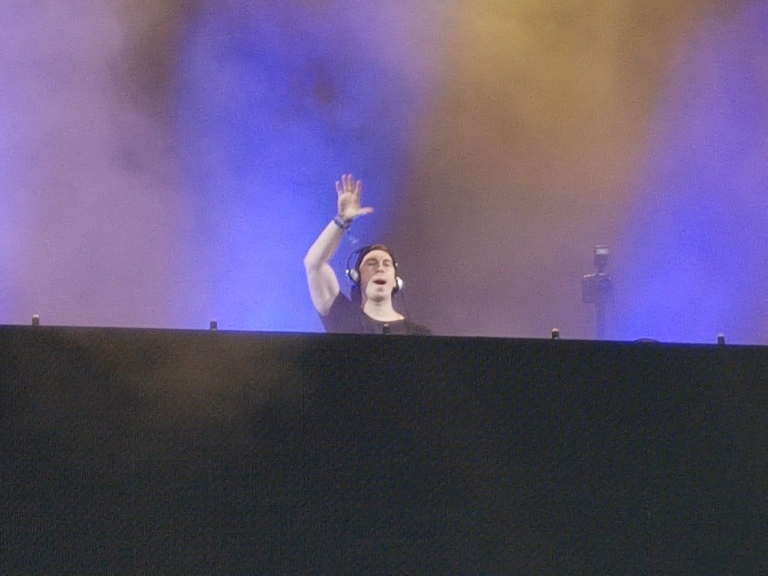 Hardwell at Creamfields 2016 (photo by Danceclubgirl)