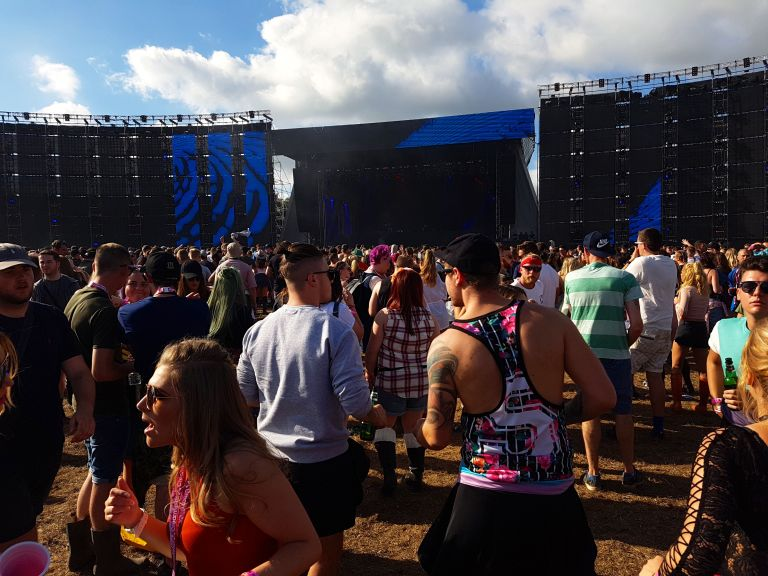 The Disciples at Creamfields 2016 (photo by Danceclubgirl)